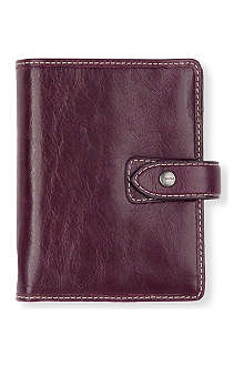FILOFAX Malden leather personal organiser