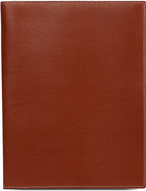 FILOFAX A5 Flex natural leather notebook cover