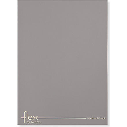 FILOFAX A5 Flex thin ruled notebook