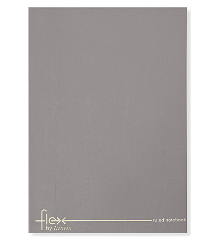 FILOFAX A5 Flex thick ruled notebook