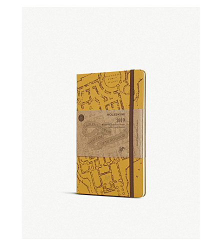 MOLESKINE Harry Potter Limited Edition 12 month daily diary/planner