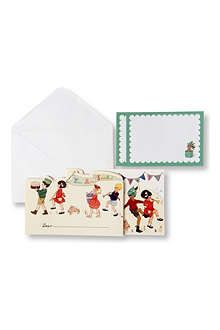 TALKING TABLES Belle & Boo invitations and thank you cards set