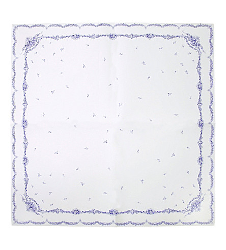 TALKING TABLES 方瓷方表盖