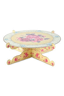 TALKING TABLES Truly Scrumptious cake stand