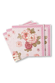 TALKING TABLES Utterly Scrumptious set of 30 paper napkins