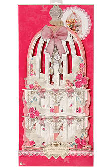 TALKING TABLES Truly Scrumptious Birdcage cake stand