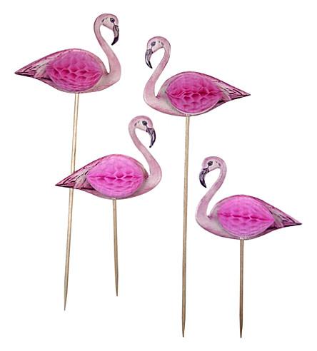 TALKING TABLES Tt truly flamingo cup 9oz pk12