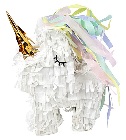 TALKING TABLES Unicorn Piñata