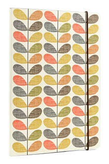 ORLA KIELY Scribble Stem Perfect Bound B5 notebook