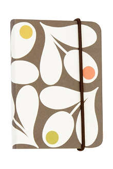 ORLA KIELY Acorn Cup A7 Perfect Bound notebook