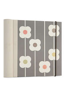 ORLA KIELY Abacus Flower photo album