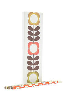 ORLA KIELY Pencil set