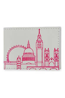 UNDERCOVER London travel card holder