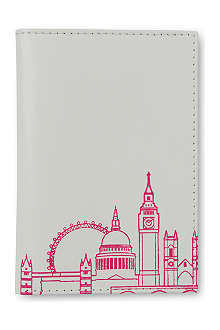 UNDER COVER London passport cover