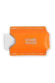 UNDER COVER Very Useful Rubber! Eraser and leather case
