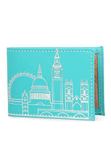 UNDER COVER London travel card holder