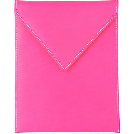 UNDER COVER Leather iPad envelope