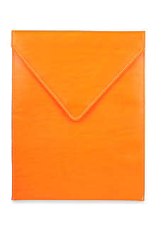 UNDERCOVER Recycled leather iPad envelope