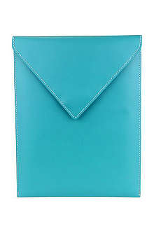 UNDERCOVER Leather iPad envelope
