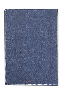 UNDERCOVER Denim A5 notebook