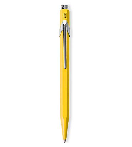 CARAN D'ACHE Caran d'Ache 849 ballpoint pen metal yellow