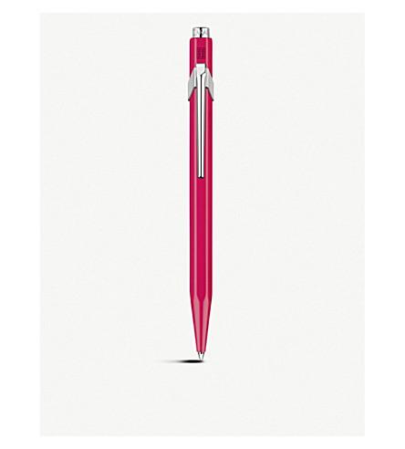 CARAN D'ACHE 849 metal ballpoint pen