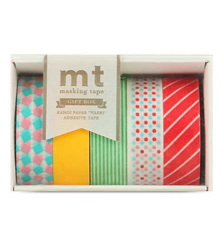 MT TAPE POP washi-tape gift set