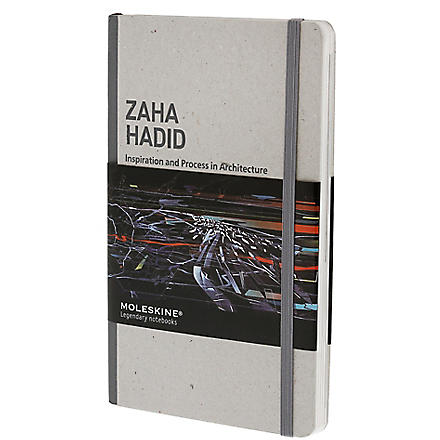 MOLESKINE Zaha Hadid Inspiration and Processes in Architecture
