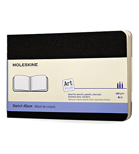 MOLESKINE Art Plus pocket sketch album