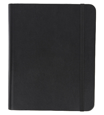 MOLESKINE iPad 3 cover with notebook