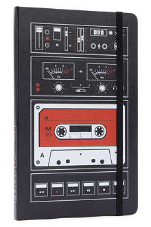 MOLESKINE Le Audiocassette ruled large notebook