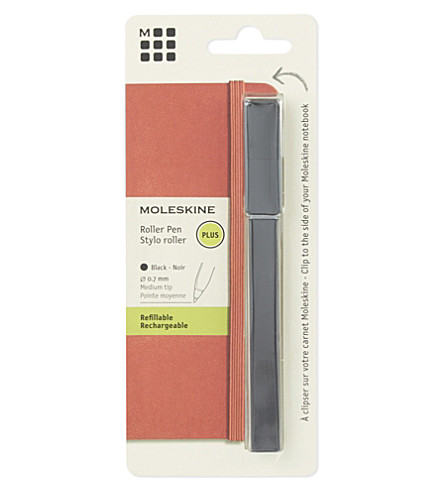 MOLESKINE Roller pen medium 0.7