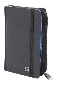 MOLESKINE Double Zip wallet