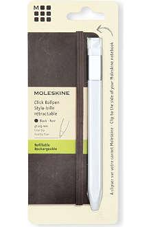 MOLESKINE Classic fine tip click ballpen 0.5