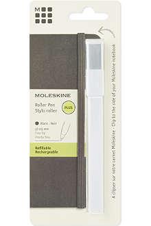 MOLESKINE Classic white fine-tip pen