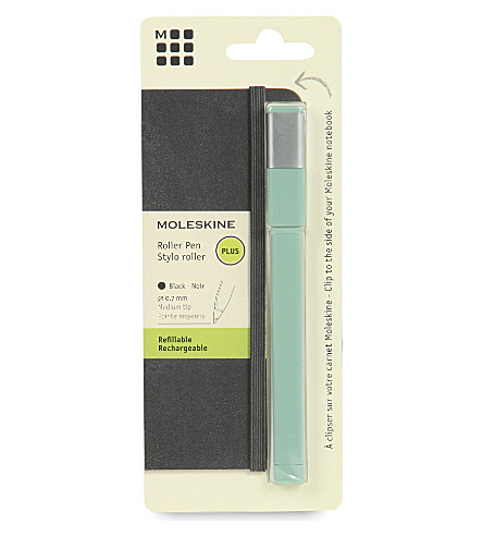 MOLESKINE Roller pen 0.7 sage green plus