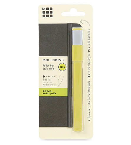 MOLESKINE Roller pen 0.7 hay yellow plus