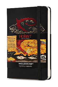 MOLESKINE Limited edition Hobbit 13 notebook