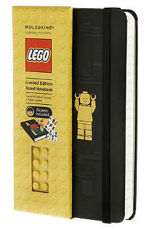 MOLESKINE Limited Edition LEGO ruled pocket notebook