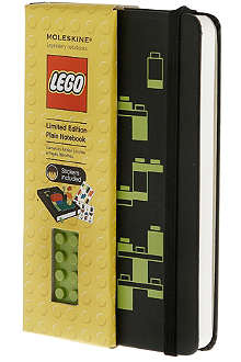 MOLESKINE Limited Edition LEGO plain pocket notebook