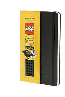 MOLESKINE Limited Edition LEGO large ruled notebook