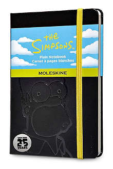 MOLESKINE Simpsons pocket notebook