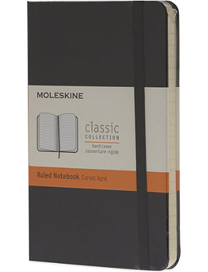 MOLESKINE Small ruled notebook