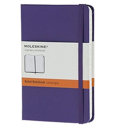 MOLESKINE 统治袖珍笔记本