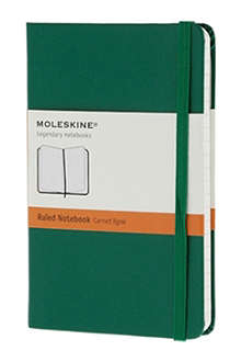 MOLESKINE Pocket ruled hard notebook