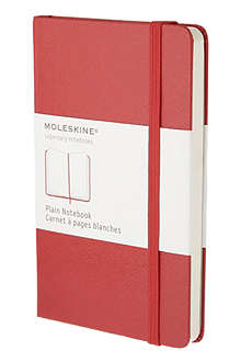 MOLESKINE Extra small ruled hard notebook