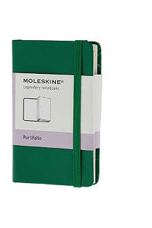 MOLESKINE Extra small pocket portfolio