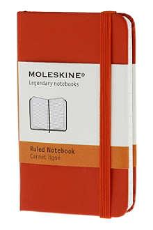 MOLESKINE Extra small ruled notebook