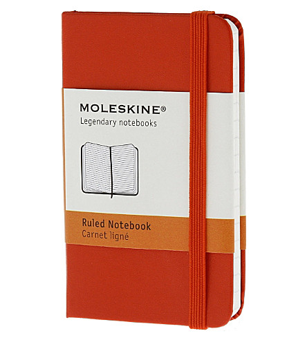 MOLESKINE Extra small ruled notebook