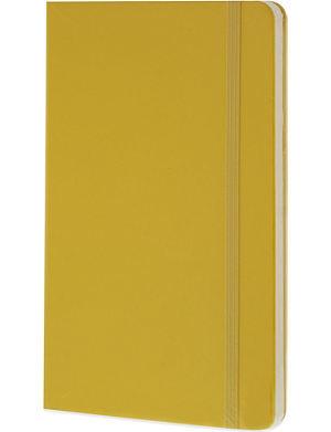 MOLESKINE Pantone 109 A5 notebook